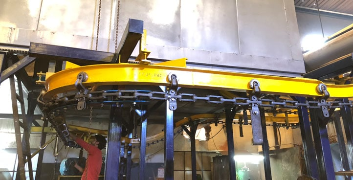 I-Beam Conveyor