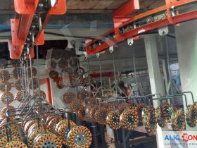 fan-stator-varnish-conveyor-alig-conveyor