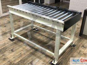 Gravity & Powered Roller Conveyor – Alig Conveyor Automation